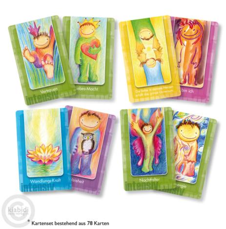 Karten des Glücks-card image